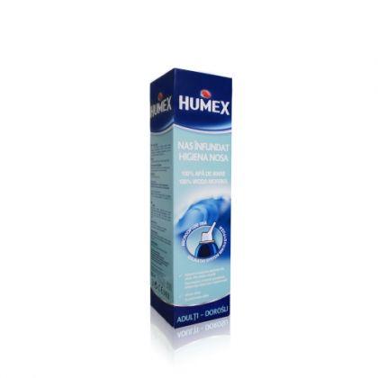 Humex Nasal Spray/ Хюмекс морска вода за хигиена на носа за възрастни 150мл