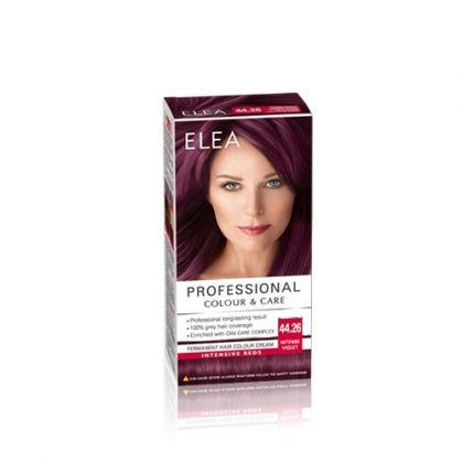 ELEA Professional Colour & Care / Елеа боя за коса № 44.26 Виолет интенз