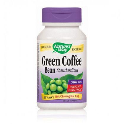 Nature's Way / Екстракт от зелено кафе за отслабване 60капс