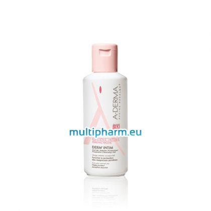 A-derma Derm'Intim / Защитен интимен гел за външна употреба pH 5.5 200ml