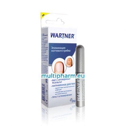 Wartner / Лосион за премахване на гъбички по ноктите 4ml