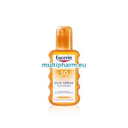 Eucerin / Юсерин Слънцезащитен спрей SPF50 200мл.
