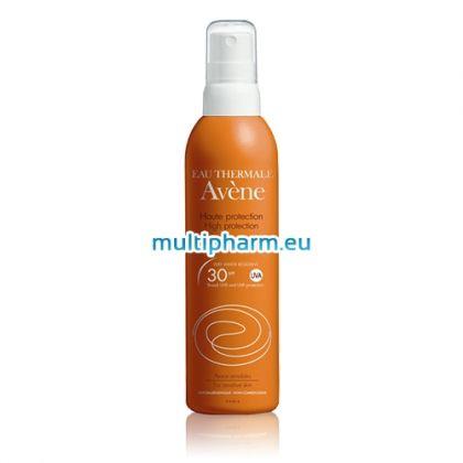 Avene / Слънцезащитен спрей за чувствителна кожа SPF30 200ml