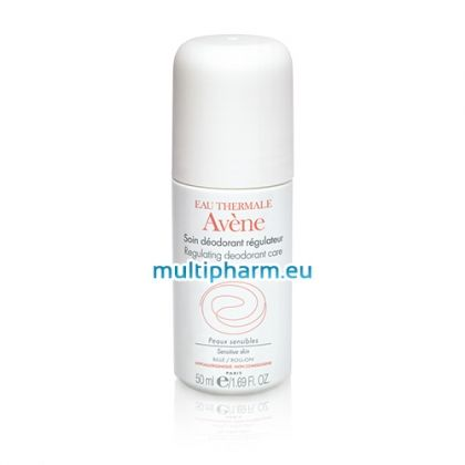 Avene / Регулиращ дезодорант за чувствителна кожа рол-он 50ml