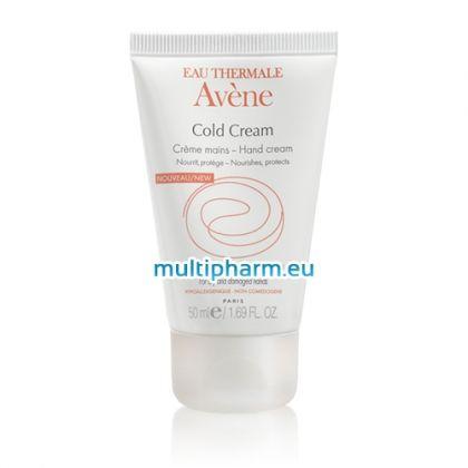 Avene Cold Cream / Подхранващ крем за ръце 50ml