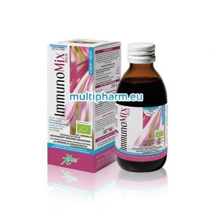 Aboca Immunomix Plus / Имуномикс Плюс сироп за деца 210ml
