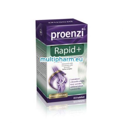 Proenzi Rapid+ / Проензи Рапид+ за цялостно укрепване на костите и ставите 60капс