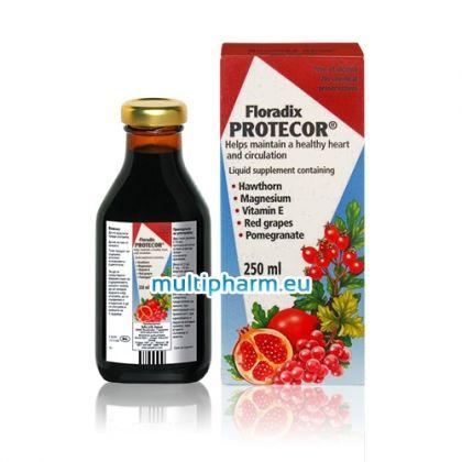 Floradix / Натурален продукт за поддържане нормалната функция на сърцето 250ml