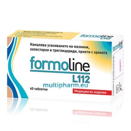 Formoline L112 / Формолайн За намаляване на телесното тегло 60табл.