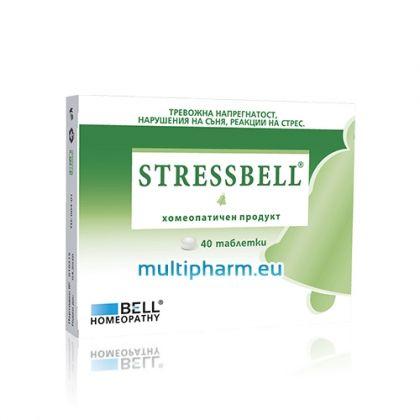 Stressbell / Стресбел при стрес и напрегнатост 40табл