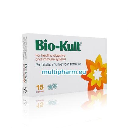 Bio-Kult / Био-Култ 14 пробиотични култури 15капс