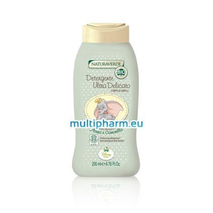Naturaverde Bio Baby / Ултра деликатен измиващ продукт за тяло и коса 200ml