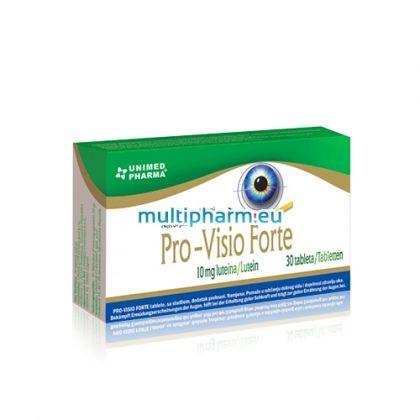 Pro- Visio Forte/ Про – Визио Форте в подкпрепа на зрението 30табл