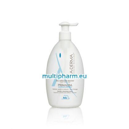 A-Derma Primalba / Нежна почистваща вода за бебешката кожа 500ml