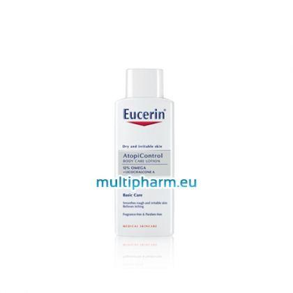 Eucerin AtopiControl / Успокояващ лосион за тяло за атопична кожа 250ml