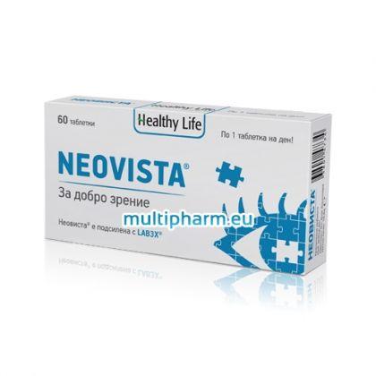 NeoVista / НеоВиста За добро зрение 60табл.