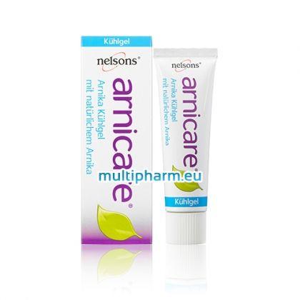 Nelsons Arnicare / Арникеър Арника Охлаждащ гел при ревматични и мускулни болки и скованост 30ml