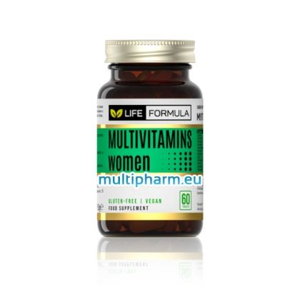 Life Formula / Мултивитамини за жени 60табл