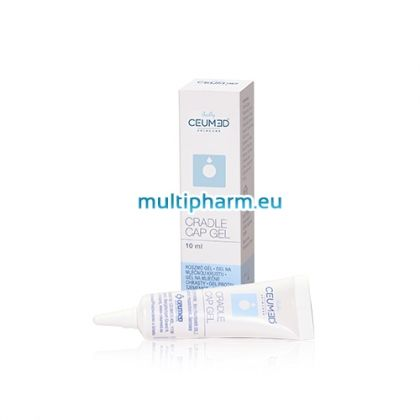 Ceumed Baby Cap Gel / Сеумед Бейби Гел за премахване на млечни корички (крусти) 10ml