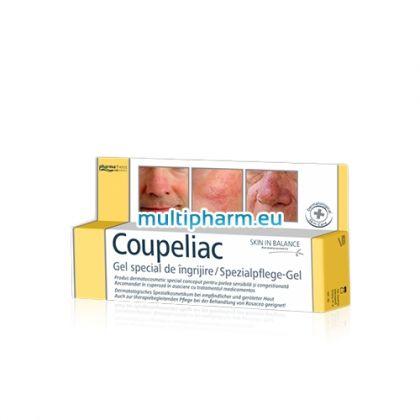 Coupeliac / Купелиак Дерматологична козметика за чувствителна и склонна към зачервяване кожа 20ml