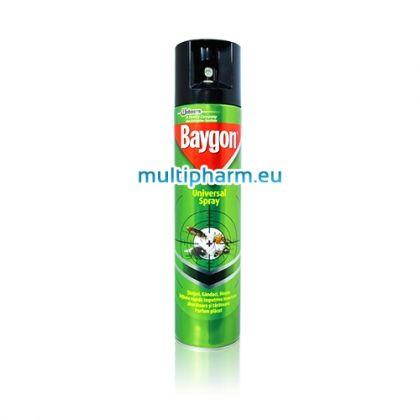 Baygone / Байгон Универсален аерозол срещу пълзящи и летящи насекоми 400мл