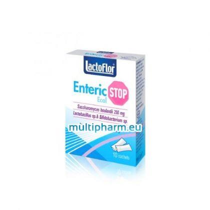 Lactoflor Enteric Ecol Stop / Лактофлор Ентерик Екол Стоп при диария 10 сашета