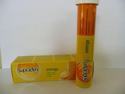 Supradyn / Супрадин Енерджи мултивитамини 15 ефф.табл.