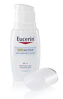Eucerin Q10 Active / Юсерин Крем-флуид против бръчки SPF15 50мл.