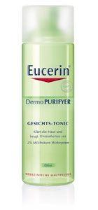 Eucerin / Юсерин Почистващ тоник за лице за мазна кожа
