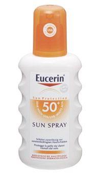 Eucerin / Юсерин Слънцезащитен спрей SPF50+ 200мл.