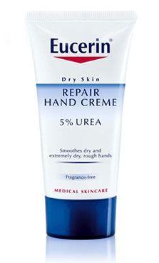 Eucerin 5%Urea / Юсерин Възстановяващ крем за ръце 75мл.