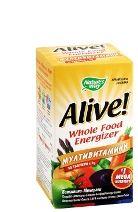 Alive / Алайв Мултивитамини 30табл.