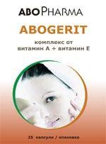 Abogerit / Абогерит за коса, кожа, нокти, антиоксидант 25капс.