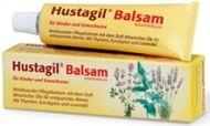 Hustagil Balsam / Хустагил Балсам против простуда 45гр.