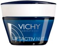 Vichy LiftActiv Derm Source / Виши ЛифтАктив Дерм Сорс Нощен крем против бръчки 50мл.