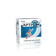 Artron Total / Артрон Тотал за укрепване на структурата на ставите, ставните обвивки и сухожилията 20 сашета