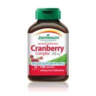 Jamieson Cranberry Complex/Кранбери Макс Комплекс-концентрат от червена боровинка за уринарния тракт 60капс
