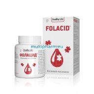 Folacid / Фолацид фолиева киселина за бременни 100табл