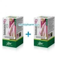 Промо пакет: Aboca Immunomix Plus / Абока Имуномикс Плюс за подпомагане на естествената защита на организма 50капс 2бр