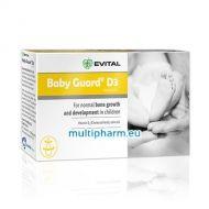 Evital Baby Guard D3 / Бейби Гард Витамин D3 за бебета 30капс