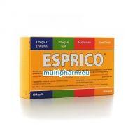 Esprico / Есприко Хранителна добавка за медицински цели при деца с намалена концентрация  60капс