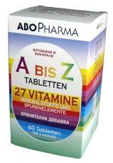 А - Z / А -Я  27 Витамина  за имунната система 60табл.