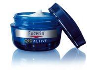 Eucerin Q10 Active / Юсерин Нощен крем против бръчки 50мл.