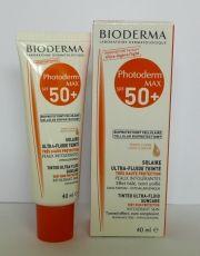 Bioderma Photoderm Max Fluid / Биодерма Фотодерм Макс Флуид 50+ светъл цвят 40мл.