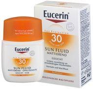 Eucerin / Юсерин Слънцезащитен матиращ флуид за лице SPF30 50мл.